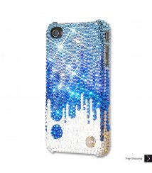 Torrent Crystal Phone Case